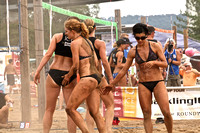 Beach Volleyball Babes